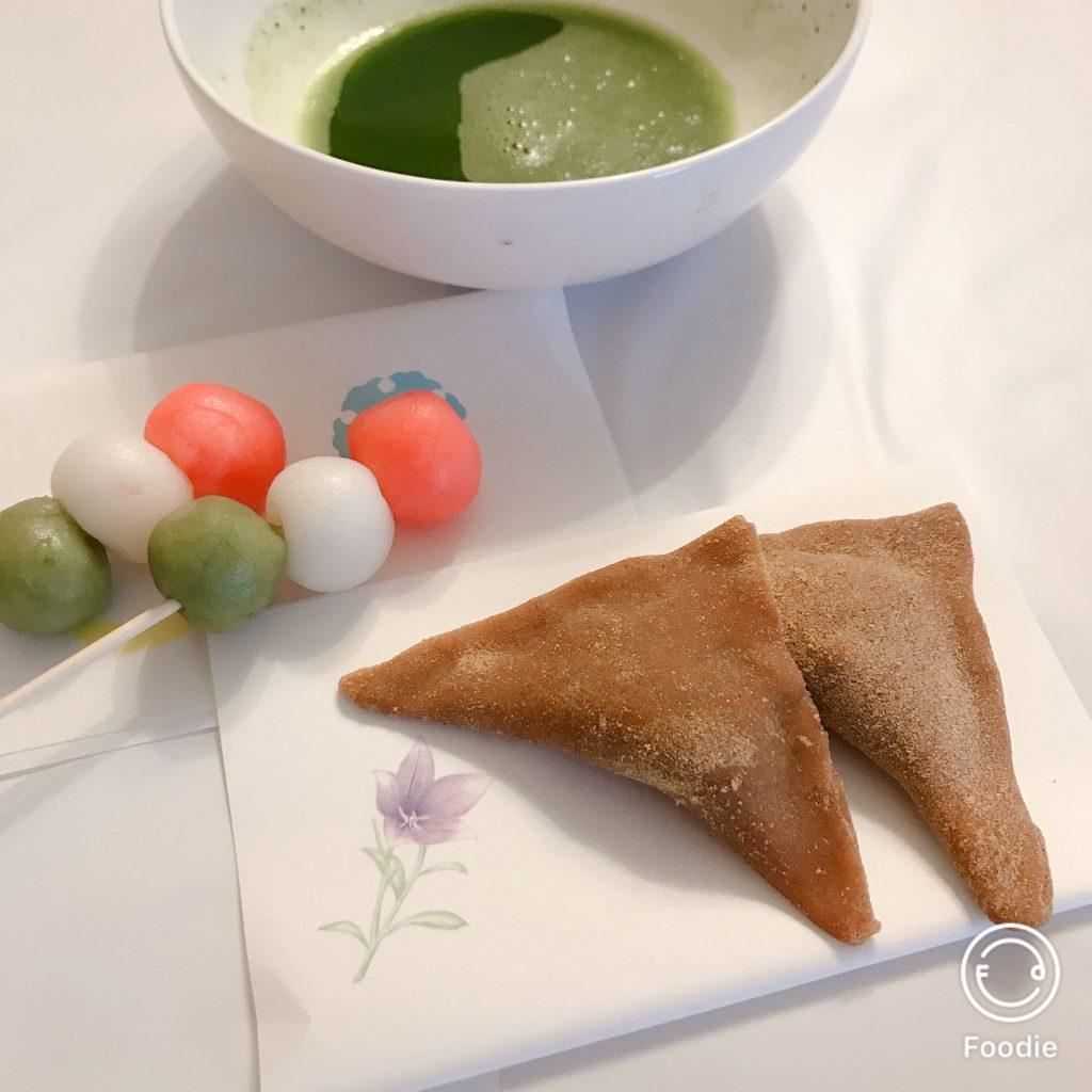 【報告】秋の和菓子食事サロン